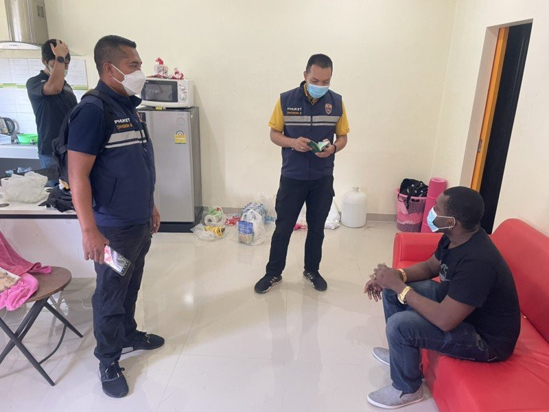 Nigerian man and Thai woman arrested for N134m romance scams in Thailand