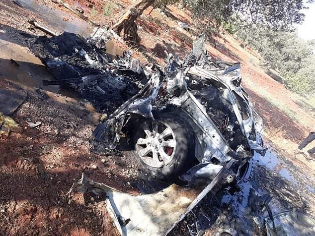 US confirms killing top Al-Qaeda leader in drone strike in Syria