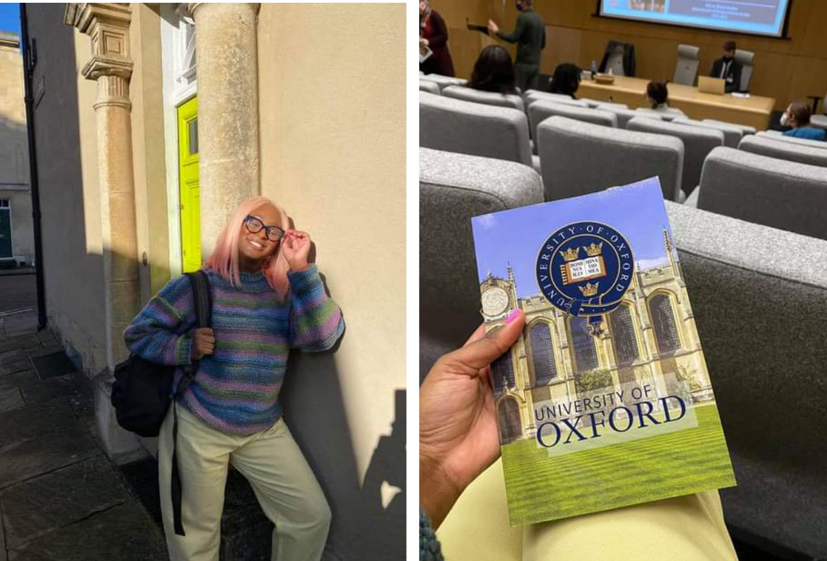 DJ Cuppy shares her excitement as she starts classes at University of Oxford