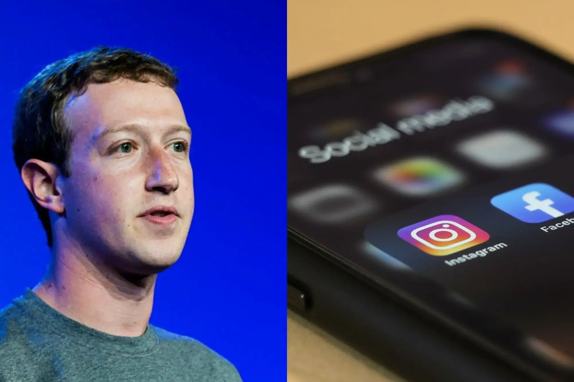 Mark Zuckerberg loses $6 Billion after Facebook, Whatsapp and Instagram outage which lasted for 6 hours