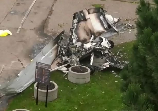 Passenger killed as plane flying