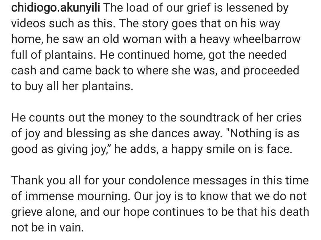 Slain Dr. Chike Akunyili filmed buying woman