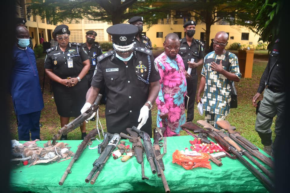 Three death row inmates who escaped from Edo prison killed in gun duel with police after failed plot to kidnap Delta monarch