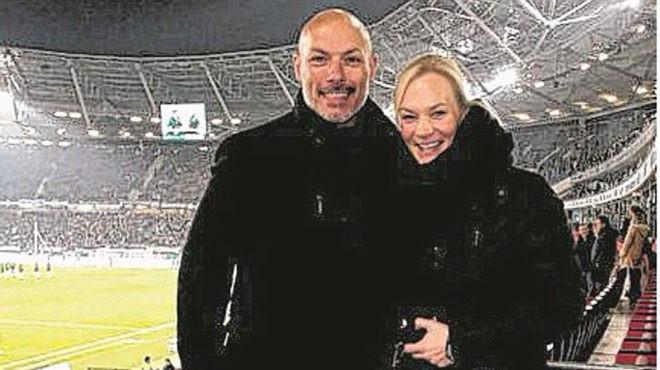 Ex-Premier referee, Howard Webb reveals how he?left his ex-wife for female referee  Bibi Steinhaus after a dinner date