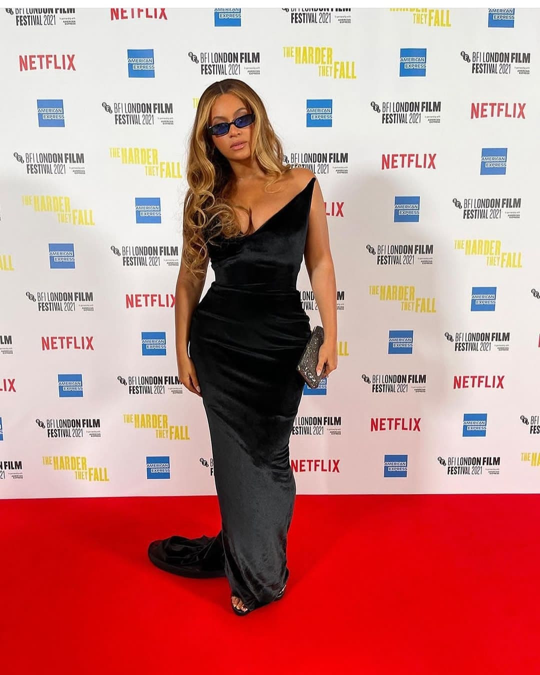 Beyonce and Jay-Z make surprise appearance at BFI