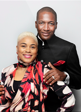 Flamboyant Zimbabwean pastor, Prophet?Uebert Angel reveals his wife started all the 257 branches of their church