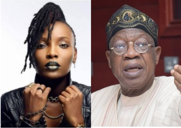 What we have are recycled leaders who have chosen to kill us one by one, we will be standing up to our oppressors starting from Lai Mohammed - DJ Switch (video)