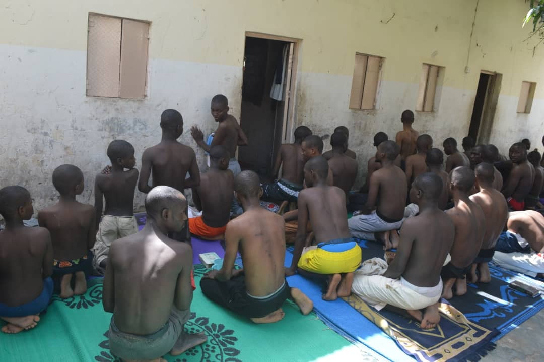 Two brothers arrested for wrongful confinement, child abuse as Kano police uncover illegal rehabilitation centre with chained and tortured inmates