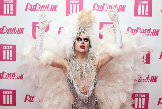 Drag Race UK series 3 star, Charity Kase reveals positive HIV status