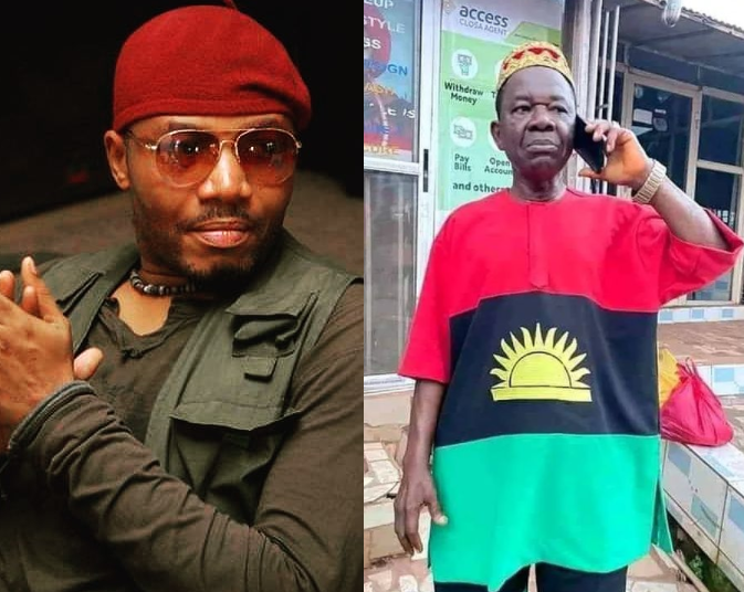You have a right to stand for what you believe in - Filmmaker, Ernest Obi reacts to Chiwetalu Agu
