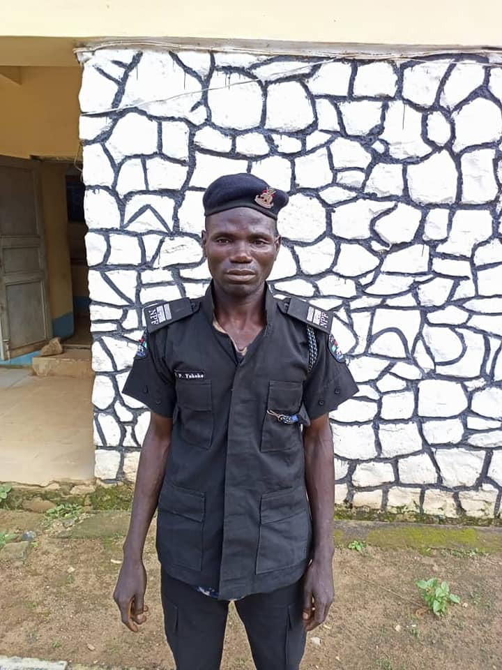 Two suspected police impersonators arrested for robbery and extortion in Kaduna