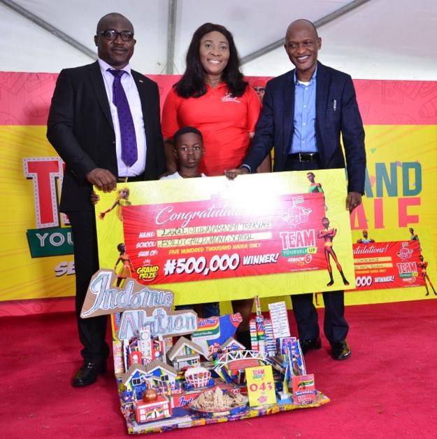 Indomie Rewards Creativity in Nigerian Children as Winners Emerge in Indomie