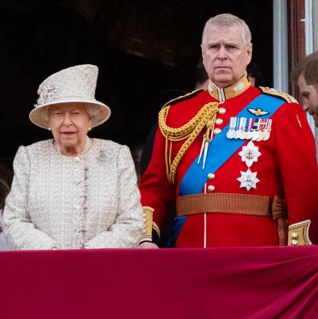 Queen Elizabeth is