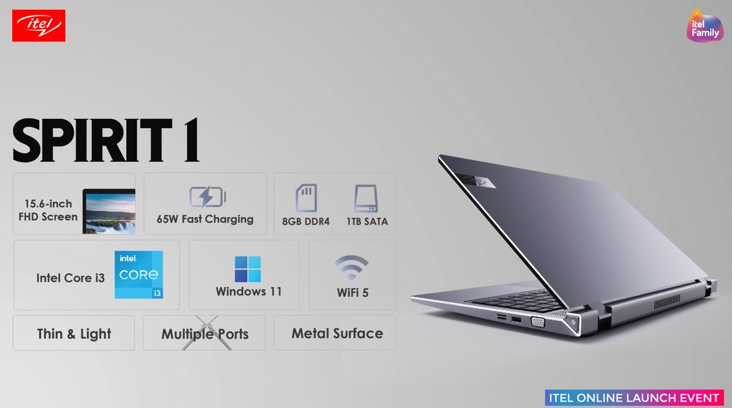 itel Online Launch Event: itel Debuts itel S17, Cinema TV Projector, and Other User-Friendly Products