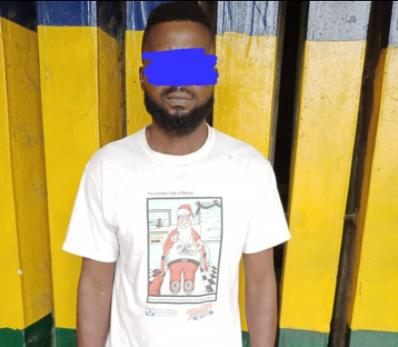 Man,32, arrested for allegedly defiling neighbor