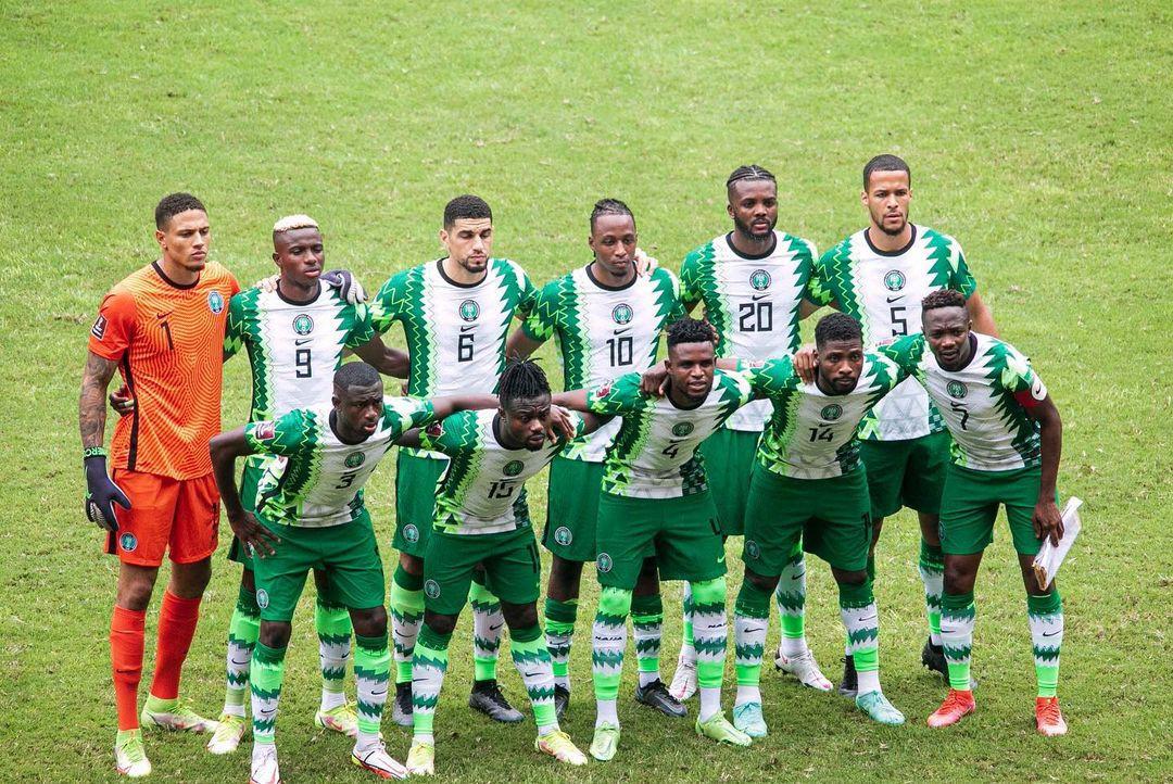 Central African Republic 0 -2 Nigeria