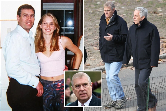 Met Police drops investigation into allegations of sex abuse by Prince Andrew and Jeffrey Epstein