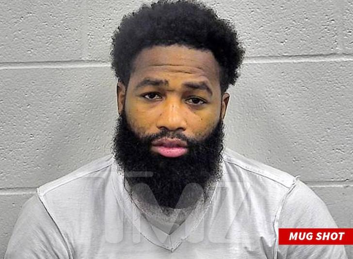 Boxer Adrien Broner arrested in Kentucky on outstanding Ohio warrant