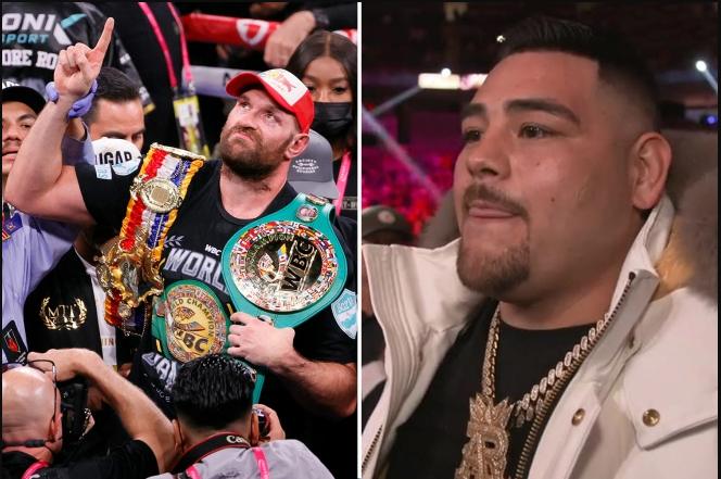 Andy Ruiz Jr calls out Tyson Fury for heavyweight fight after his victory against Deontay Wilder