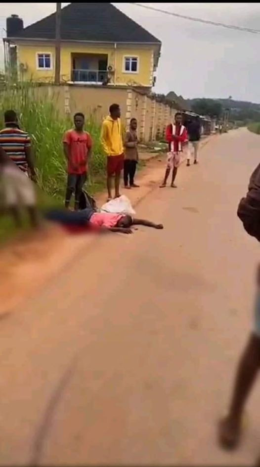 IPOB sit-at-home: Young man shot dead in Enugu
