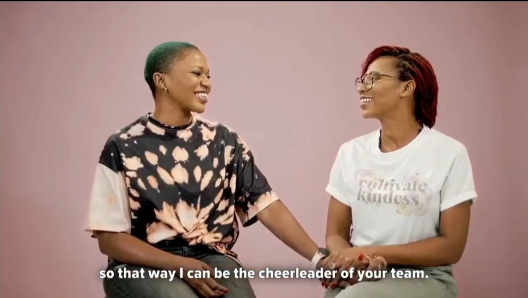 """""""I wish I had responded differently"""" Nse Ikpe-Etim speaks as her sister, Uyaiedu, and 2 other LGBTQ Nigerians share their coming out experience (video)"""