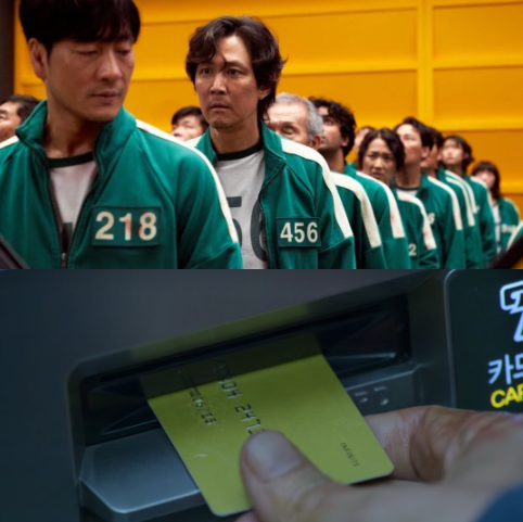 Squid Game viewers are sending money to real bank account from final episode