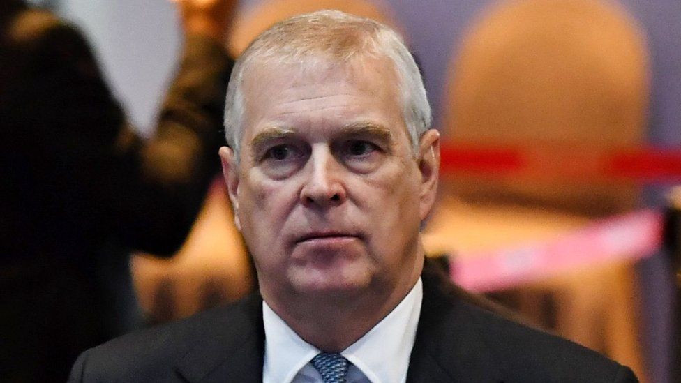 Met police slammed for dropping sex crime probe into Prince Andrew