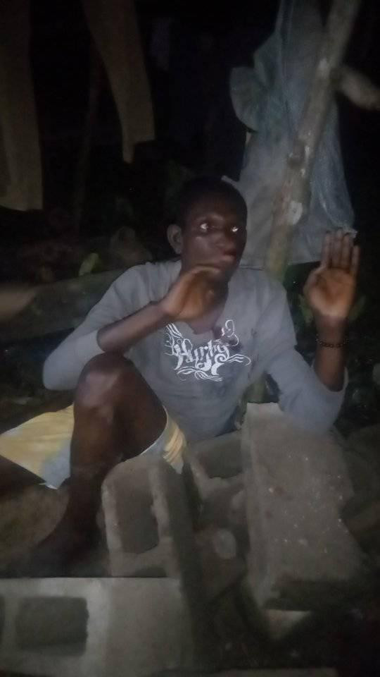 Suspected notorious criminal beaten up for attempting to snatch mobile phone with wooden gun in Bayelsa community