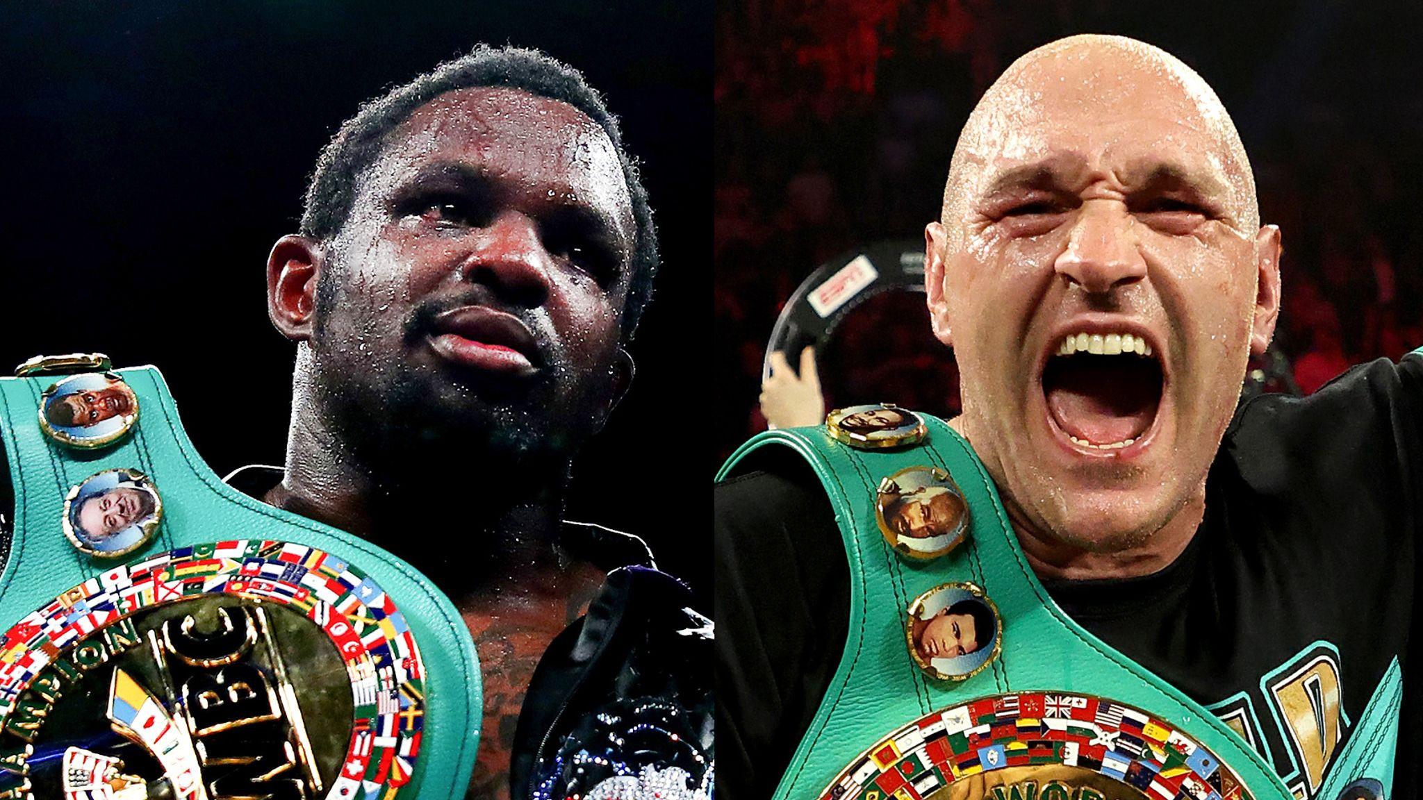 WBC must give Tyson Fury