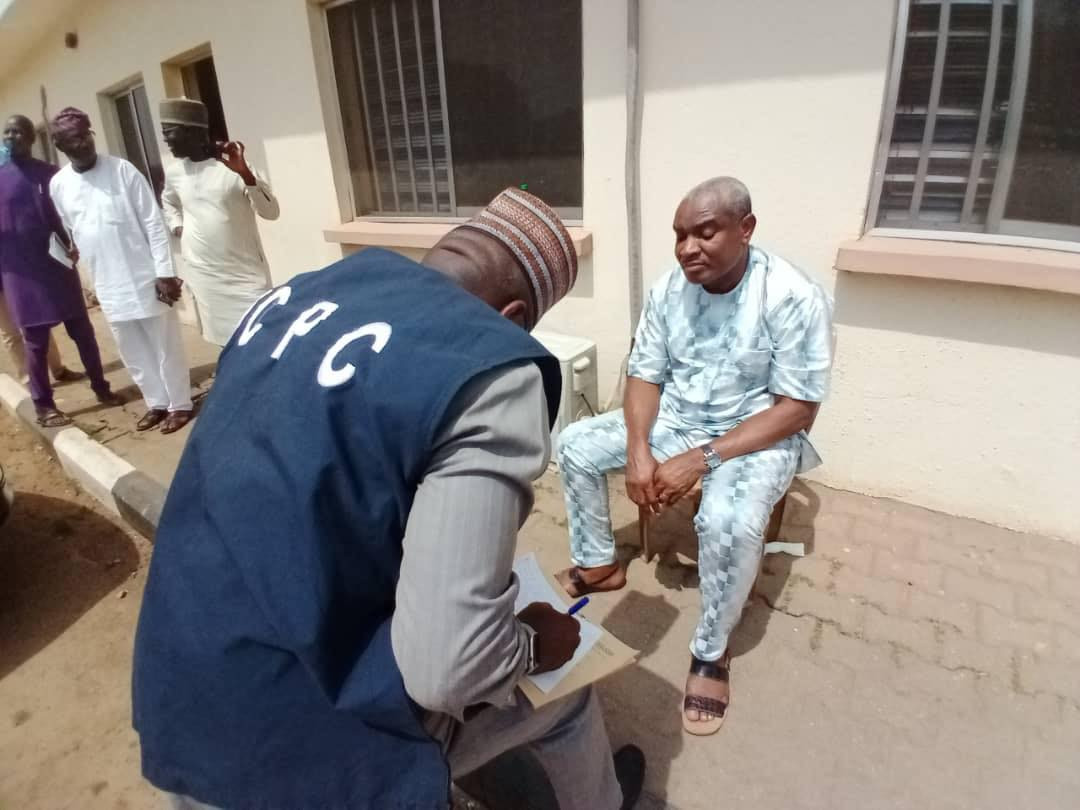 ICPC arraigns ex-presidential aide, Obono-Obla for alleged certificate forgery