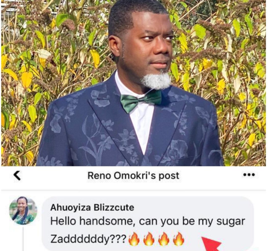 Have you seen my wife? How will I leave iPhone 13 and follow iPhone 3 - Reno Omokri slams lady who asked him to become her sugar daddy