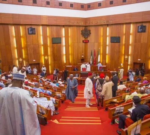 Senate makes U-turn; adopts electronic transmission of election result