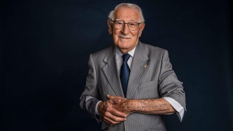 Holocaust survivor Eddie Jaku, whose parents were murdered in gas Chambers by Nazis, dies aged 101