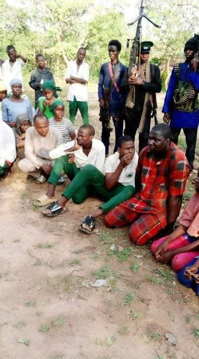 Abducted students, staff of FGC Birnin Yauri, Kebbi regain freedom after 118 days in captivity