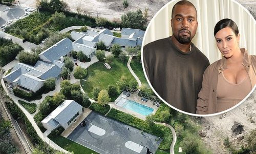 Kim Kardashian awarded the  million Hidden Hills Estate she shared with Kanye West in their ongoing divorce