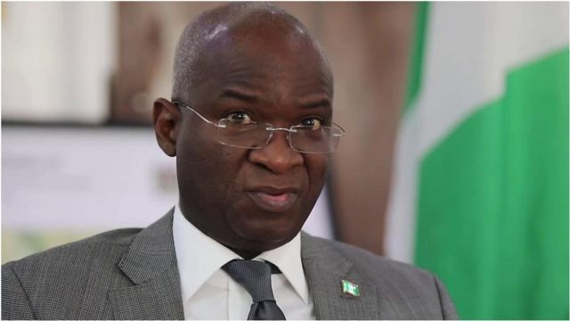 We can?t continue to depend on other countries for vaccine- Fashola