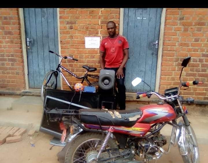 Police arrest fake soldier who steals from women after promising to marry them