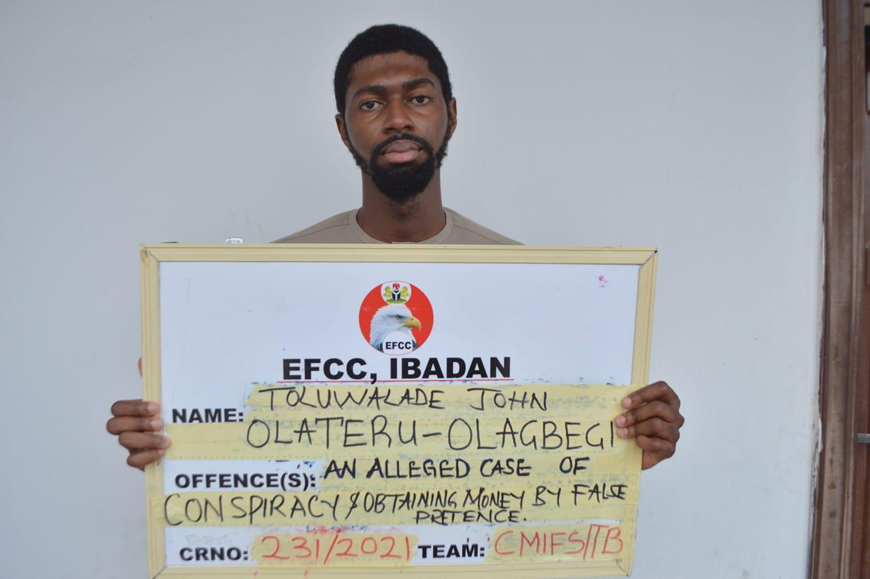 EFCC arraigns Owo Prince over N35.5m fraud in Ibadan