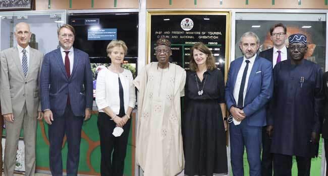 FG praises German government over repatriation of Benin Bronze artefacts to Benin Kingdom