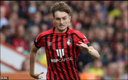 Bournemouth and Wales star, David Brooks diagnosed with cancer