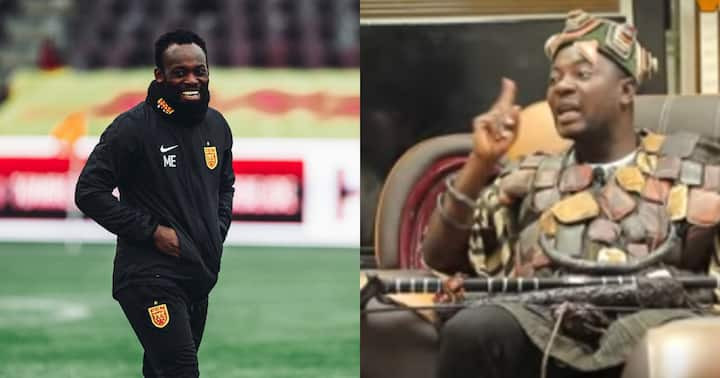 I caused former Chelsea star, Michael Essien?s downfall because he failed to honour his promise - Spiritualist claims