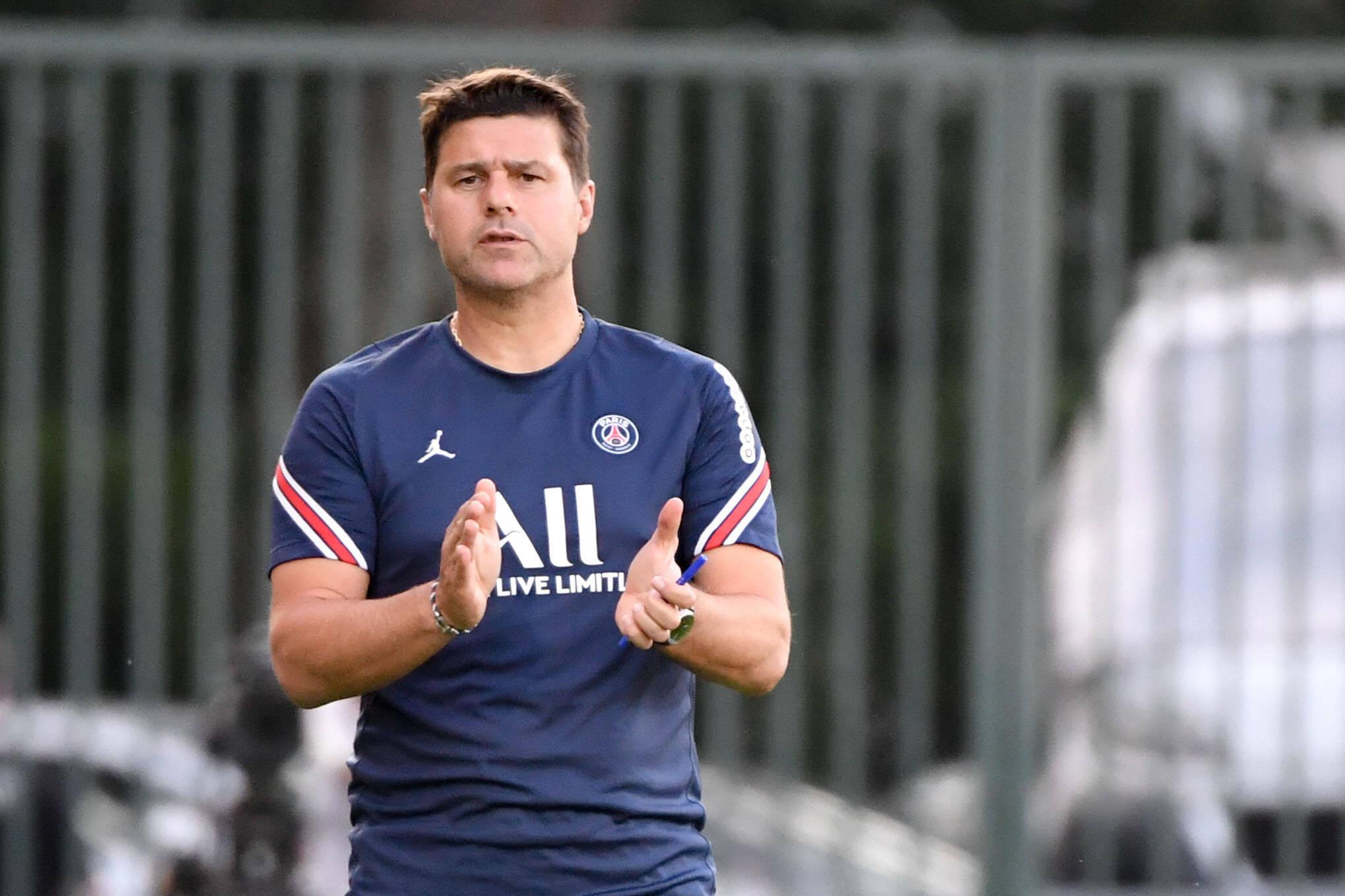PSG coach, Maurico Pochettino names his Ballon d