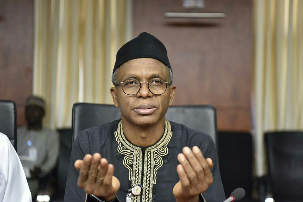 I joke with my south-east governor friends that the whole of five states of south-east can fit into Kaduna two and the half times - El-Rufai