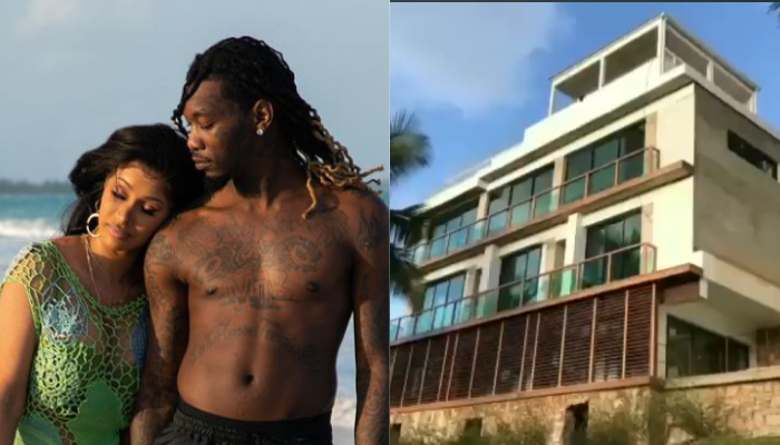 InsideCardi B's New .5 Million Dominican Republic Mansionfrom Offset as her 29th birthday gift (photos)