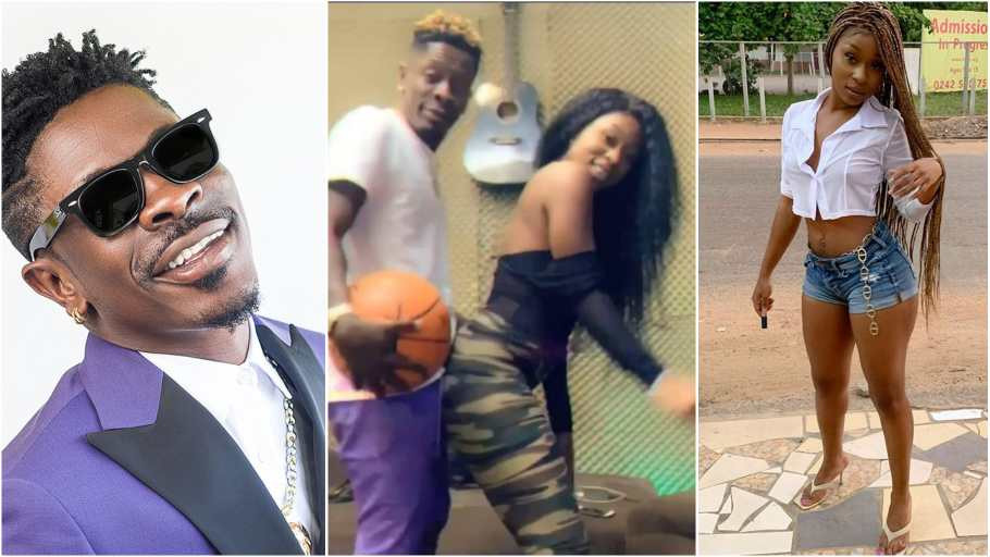 I slept on same bed with Shatta Wale but nothing happened