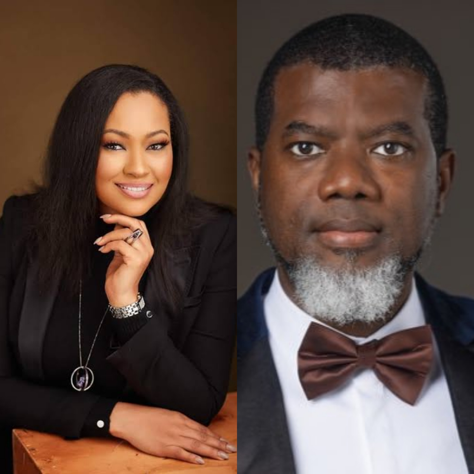 Reno Omokri offers ,000 to anyone who can provide photo of him at the Aso Villa event where Natasha Akpoti claimed he made a pass at her