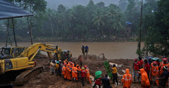 Five children killed as floods kill at least 24 in India (Photos/Videos)
