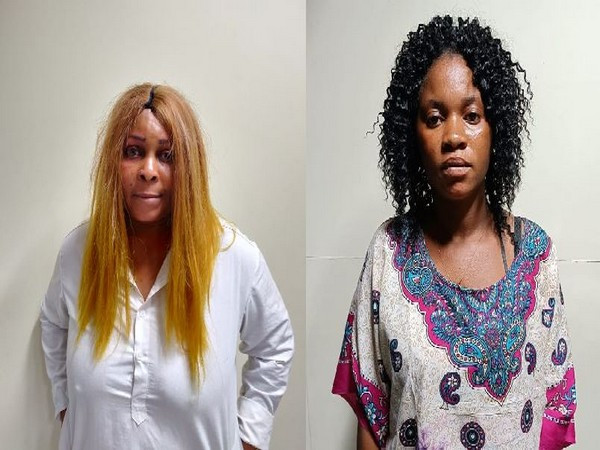 Two Nigerian women arrested as India