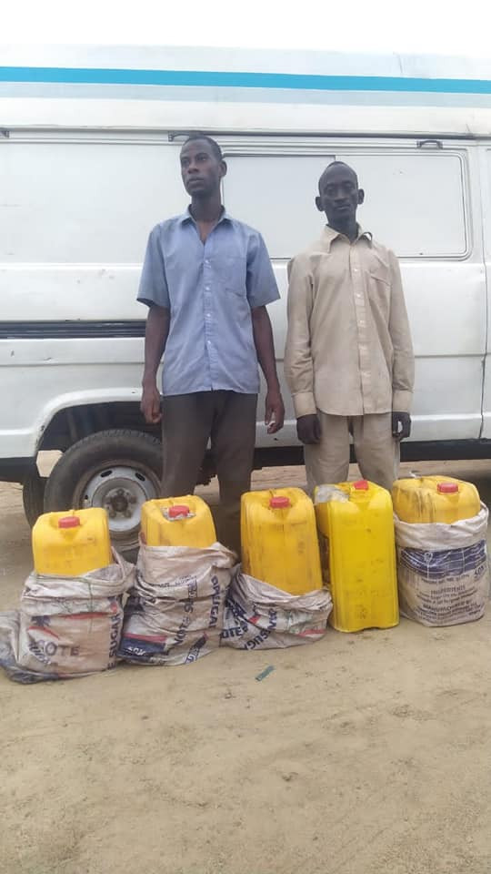 Kano police arrest suspected fuel suppliers to bandits