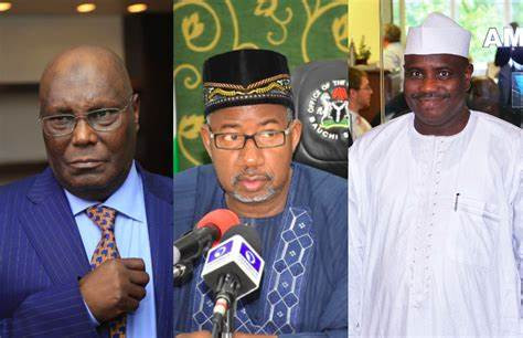 Governor Makinde confirms that Atiku, Bala and Tambuwal have indicated interest in contesting 2023 presidency